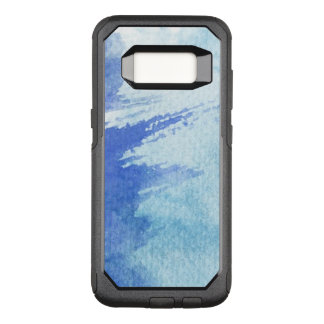great watercolor background - watercolor paints 4 OtterBox commuter samsung galaxy s8 case