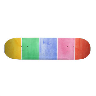great watercolor background - watercolor paints 4 skateboard deck