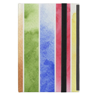 great watercolor background - watercolor paints 5 case for iPad mini