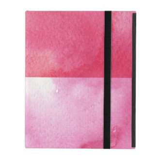 great watercolor banners for your design iPad case