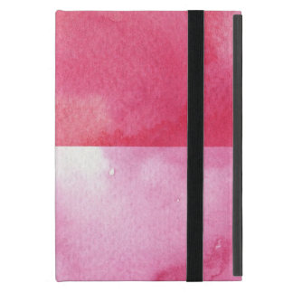 great watercolor banners for your design iPad mini case