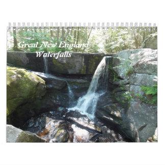 Great Waterfalls Calendar