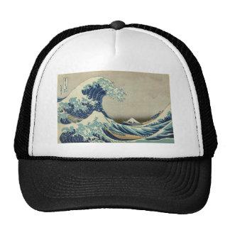 Great Wave off Kanagawa Trucker Hat