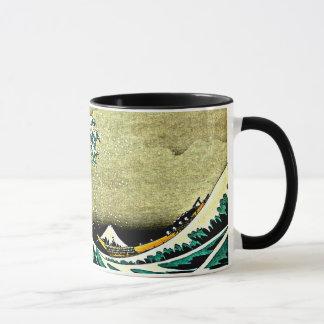 Great Wave off Kanagawa - Katsushika Hokusai 1832 Mug