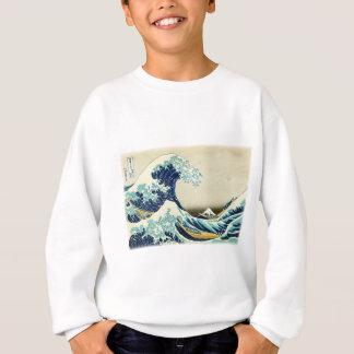 Great Wave off Kanagawa Sweatshirt