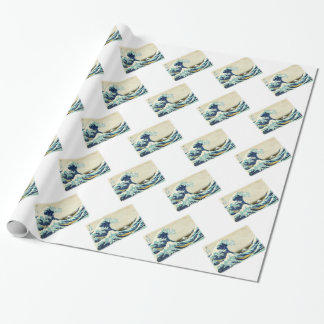 Great Wave off Kanagawa Wrapping Paper