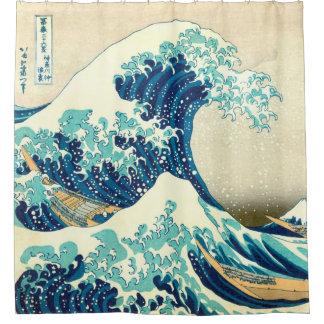Great Wave off Kangawa by Hokusai