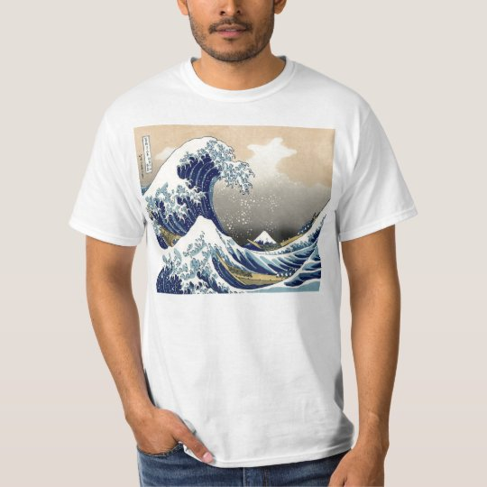 Great Wave T Shirt