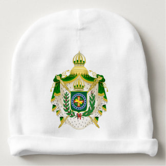 Great Weapons of the Empire of Brazil Baby Beanie