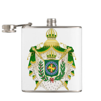 Great Weapons of the Empire of Brazil Flasks