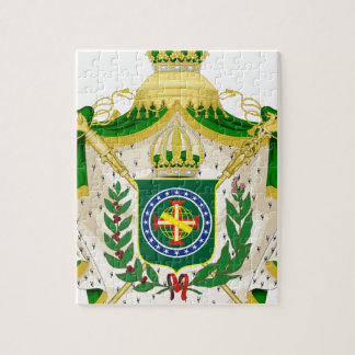 Great Weapons of the Empire of Brazil Jigsaw Puzzle