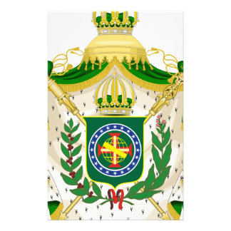 Great Weapons of the Empire of Brazil Stationery
