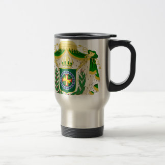 Great Weapons of the Empire of Brazil Travel Mug