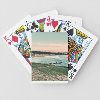 Great Western Beach Newquay Bicycle Playing Cards