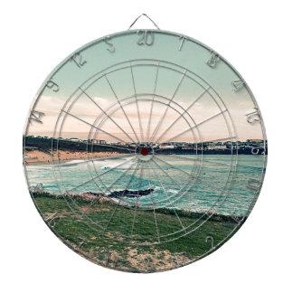 Great Western Beach Newquay Dartboard