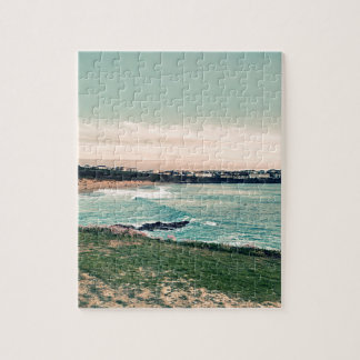 Great Western Beach Newquay Jigsaw Puzzle
