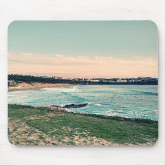 Great Western Beach Newquay Mouse Pad