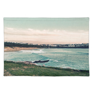 Great Western Beach Newquay Placemat