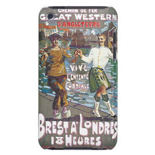 Great Western Railway, Brut a Londres Travel iPod Case-Mate Cases