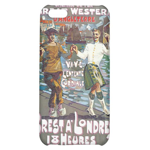 Great Western Railway, Brut a Londres Travel iPhone 5C Cover
