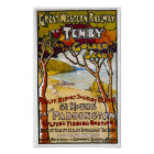 "Great Western ""Tenby"" Poster"