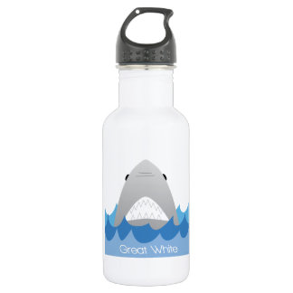 Great White 532 Ml Water Bottle