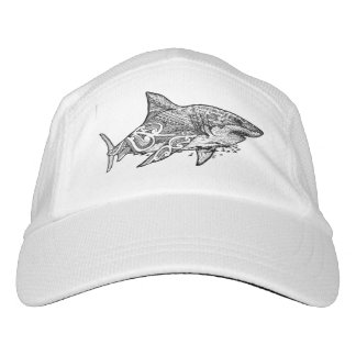 GREAT WHITE HAT