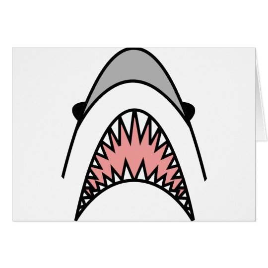great white hype. card