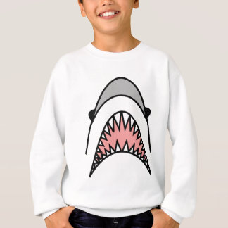 great white hype. sweatshirt