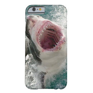 Great White iPhone 6 Barely There case