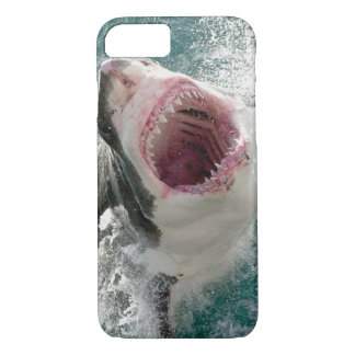 Great White iPhone 7 Barely There case