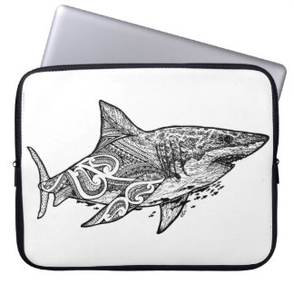 GREAT WHITE LAPTOP SLEEVES