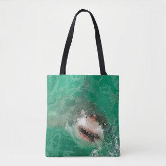 Great White Shark1 Tote Bag
