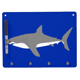 Great White Shark Dry-Erase Whiteboard
