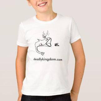 Great White Shark Kid shirt