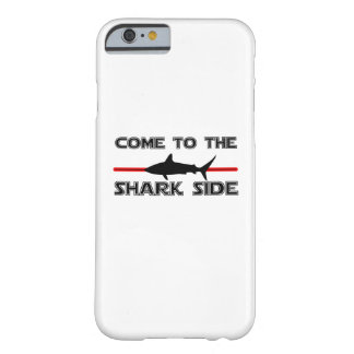 Great White Sharks  Come to the Sharks Funny Barely There iPhone 6 Case