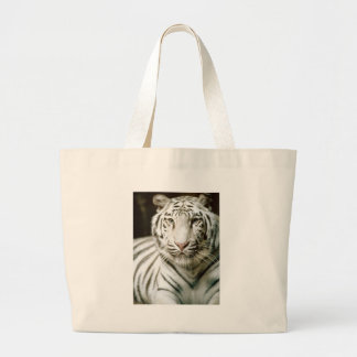 Great white tiger beach bag