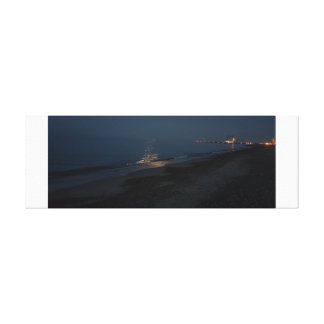Great Yarmouth Sea Front Canvas Print
