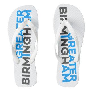 Greater Birmingham Flip Flops