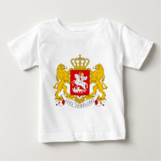 Greater_coat_of_arms_of_Georgia Baby T-Shirt
