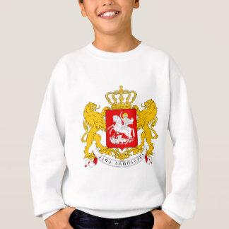 Greater_coat_of_arms_of_Georgia Sweatshirt