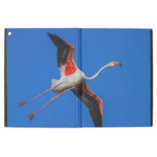 """Greater flamingo, phoenicopterus roseus iPad pro 12.9"""" case"""
