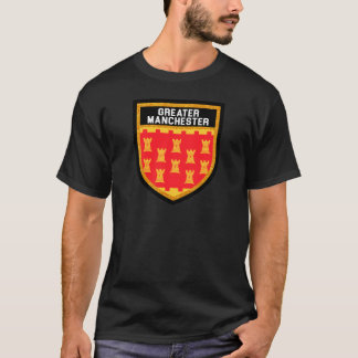 Greater Manchester Flag T-Shirt