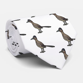 Greater Road Runner Tie