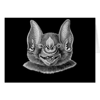 Greater Spear-nosed Bat Card