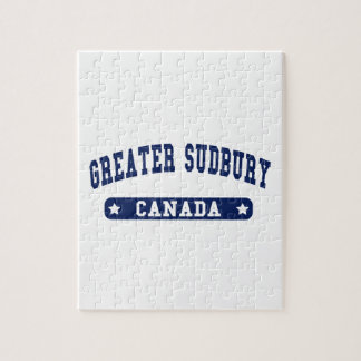 Greater Sudbury Puzzles