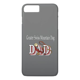 Greater Swiss Mountain Dog Dad Gifts iPhone 7 Plus Case