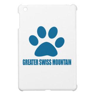 GREATER SWISS MOUNTAIN DOG DOG DESIGNS iPad MINI COVER