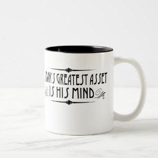 Greatest Asset Mug