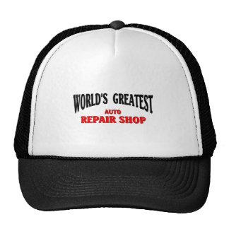 Greatest Auto Repair Shop Trucker Hat